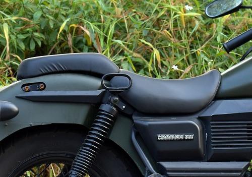 Toldos Antolín Asientos de moto tapizados