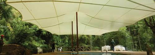 Toldos Antolín Velas para hostelería velas arquitectura textil