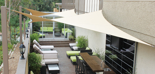 Toldos Antolín Velas para terrazas velas arquitectura textil