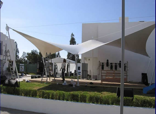 Toldos Antolín Velas para jardines velas arquitectura textil