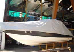 Toldos Antolín Fundas para motores fundas embarcaciones
