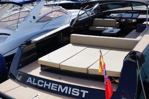 Toldos Antolín Asientos de barco tapizados embarcaciones