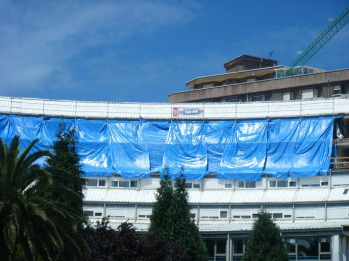Toldos Antolín Alquiler de toldos para la construcción toldos productos construccion