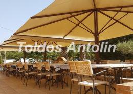 Toldos Antolín Velas y arquitectura textil productos