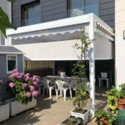 Toldos Antolín Por qué instalar una pérgola en la terraza