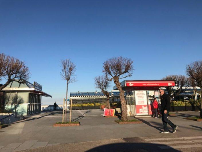 Toldos Antolín Instalación de Toldo en Quiosco En Santander