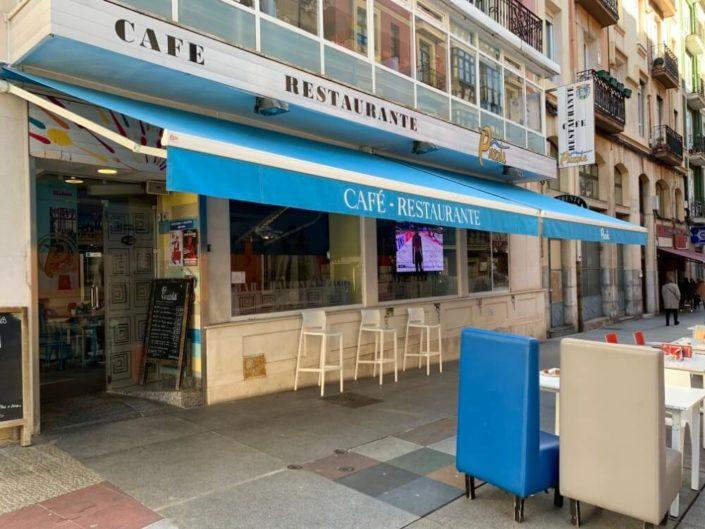 Toldos Antolín Cafe Restaurante Puente Santander