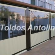 Toldos Antolín Somos expertos en instalación de toldos verticales en Cantabria con Toldos Antolin